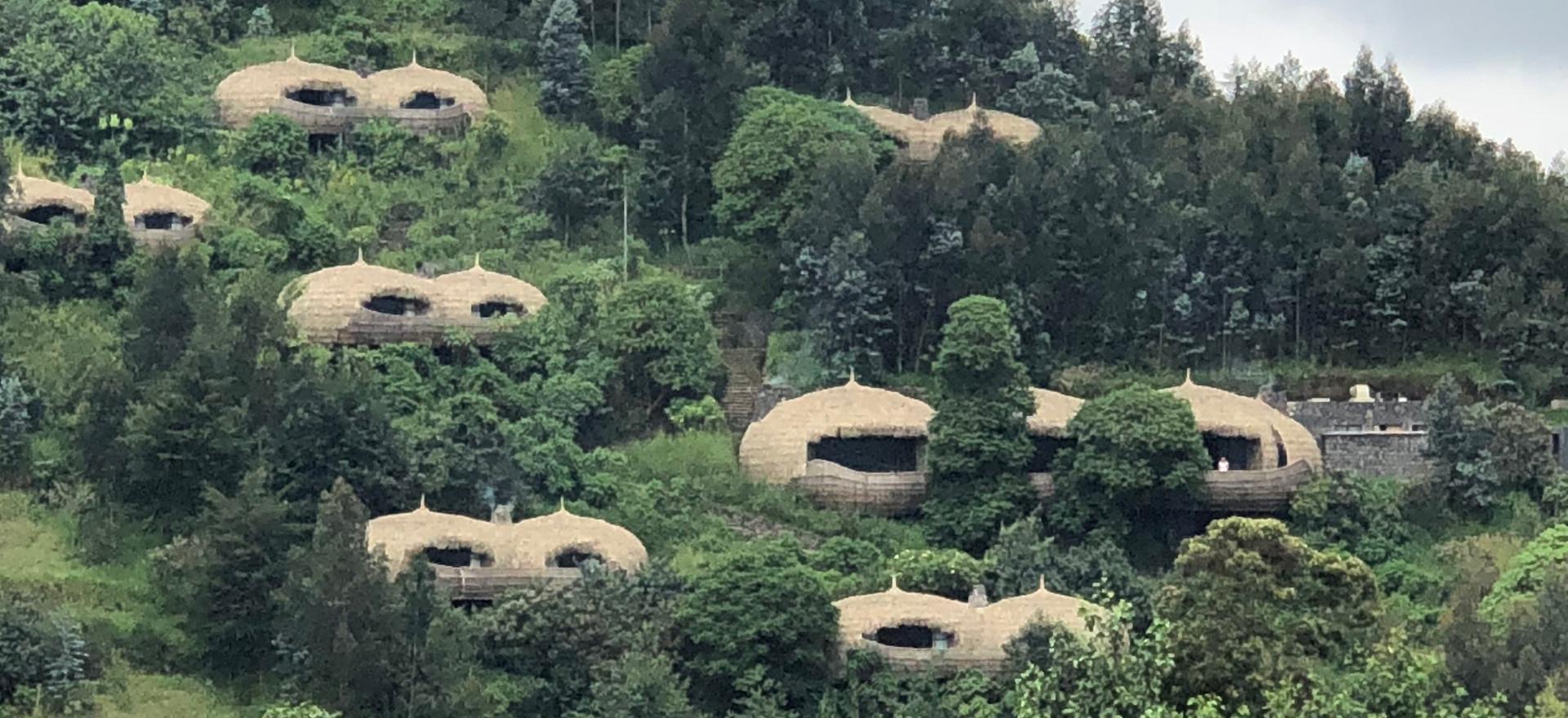 Rwanda Bisate Lodge