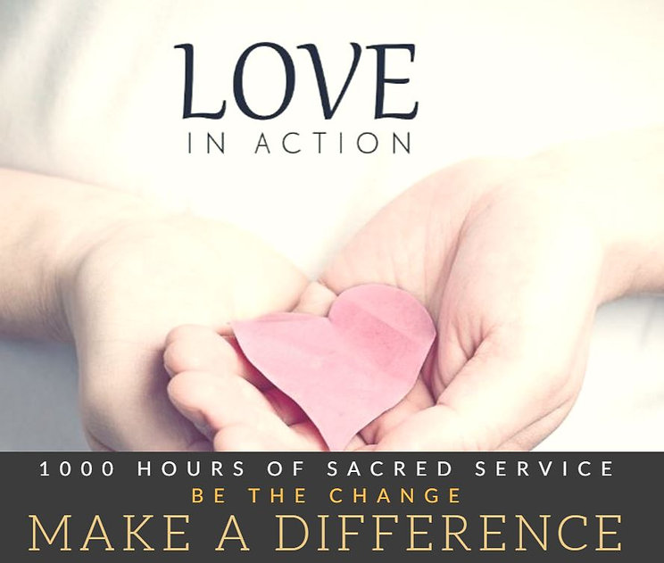 Love in Action at Seaside Center for Spiritual Living