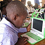 Henny's Kids Donates Solar-Powered Computers to Kids in Africa