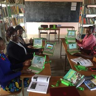 Zimbabwe, Ngamo School 2018 - Teacher Training