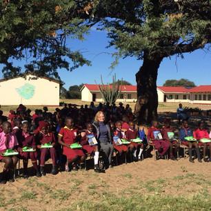 Zimbabwe, Ngamo School 2018