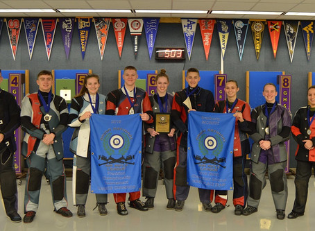 2018 Air Rifle League Postseason Recap