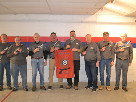 2019 Air Pistol League Recap