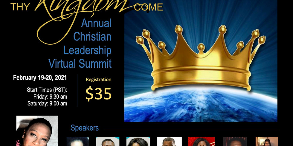 FMINC Annual Christian Virtual Leadership Summit 2021