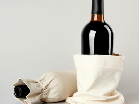 Мешочки для бутылок