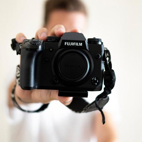 Hola Fuji X-H1. Adiós Fuji X-Pro2