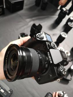 Fuji X-H1 con el 10-24mm f4
