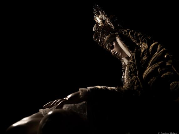 Divina Providencia - Veneración en los Servitas