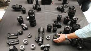 Trasteando con Fujifilm
