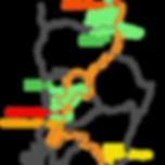 Map Flinders Ranges