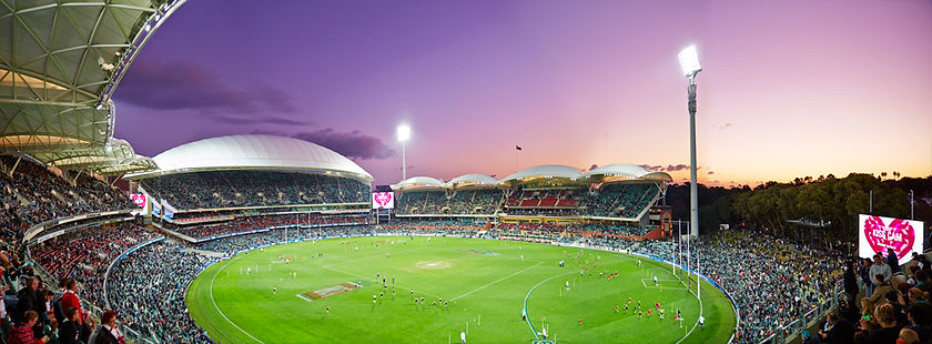 Oval Adelaide