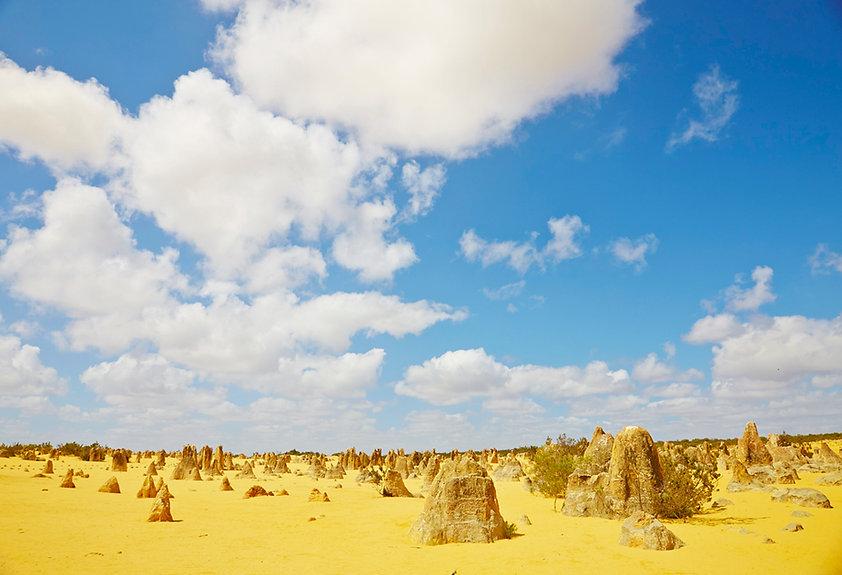 pinnacles desert australia
