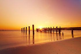 rottnest island sunrise