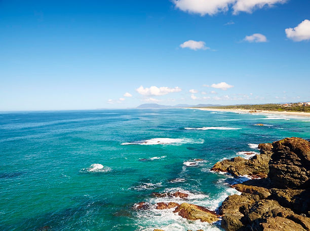view from lighthouse port macquarie