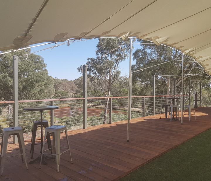 The Wedgetail Pavilion_Interior_Day_Deck