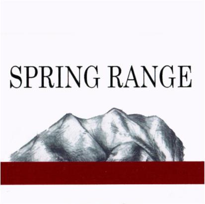 Spring Range Wines