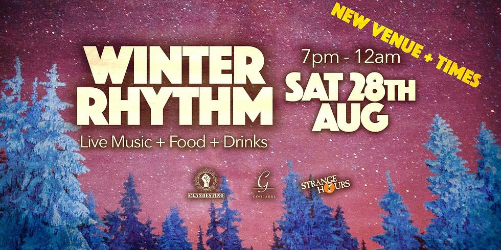 Winter Rhythm : Roots Folk Reggae Blues