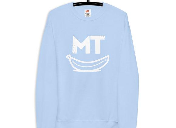 MonkeyTwerk - Unisex fleece sweatshirt