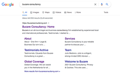 Bucare Google search 1.png