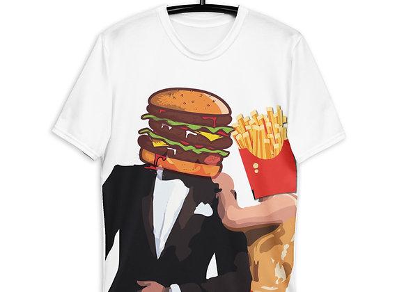 Burgers & Fries Men's T-shirt