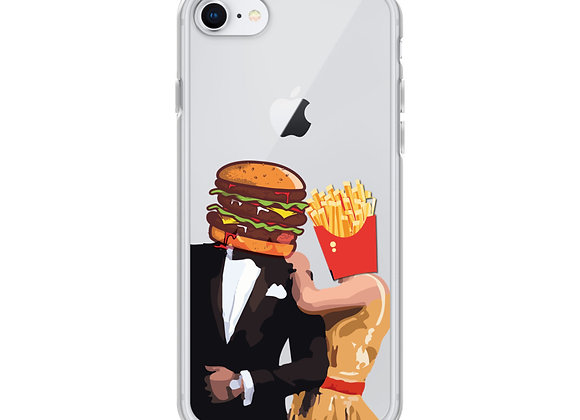 Burgers & Fries iPhone Case