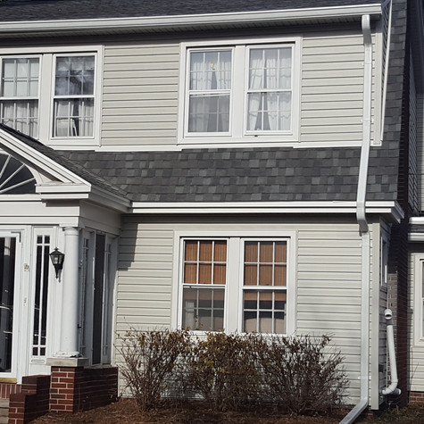 Residential Roofing & Siding