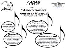 ADAM Bulletin donateur