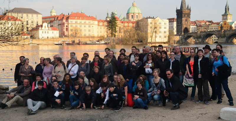 ADAM 2013 Tournée européenne