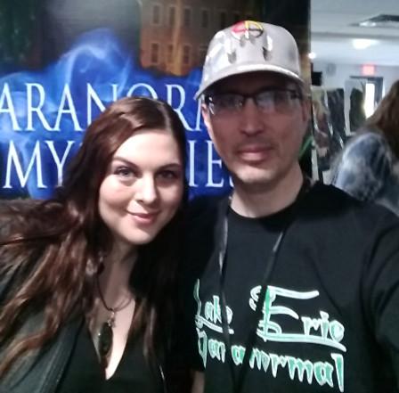 Katrina Weidman & BD Morgan