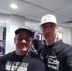 Dave & BD Morgan
