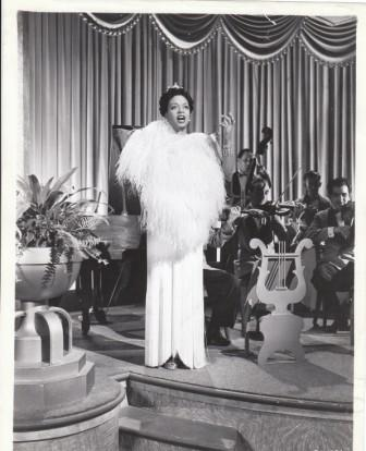 Hazel Scott in Rhapsody in Blue