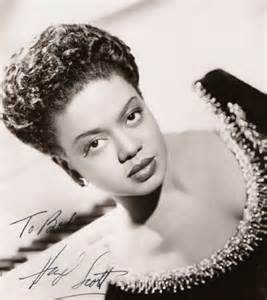 Hazel Scott publicity photo