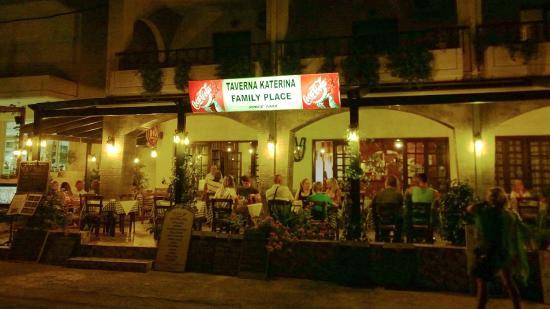Taverna Katerina, Stalida - Greece