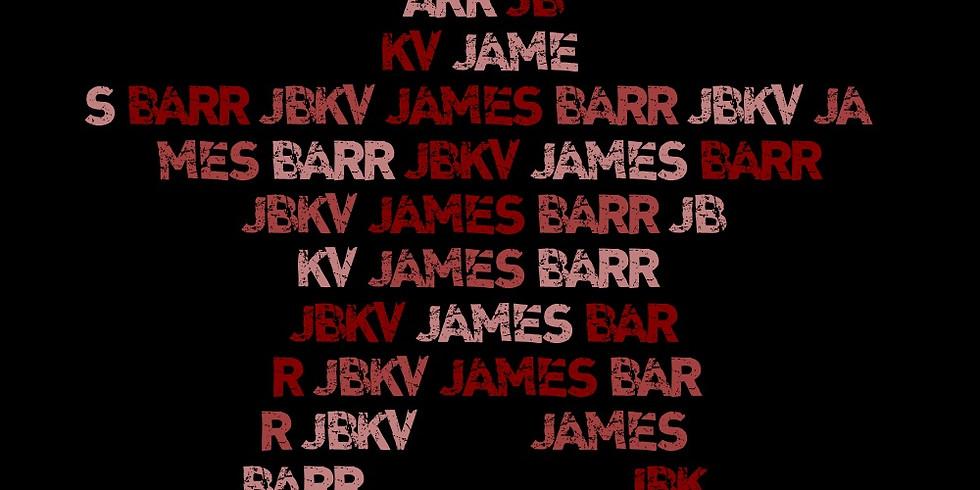 James Barr JBKV @ Barley Mow