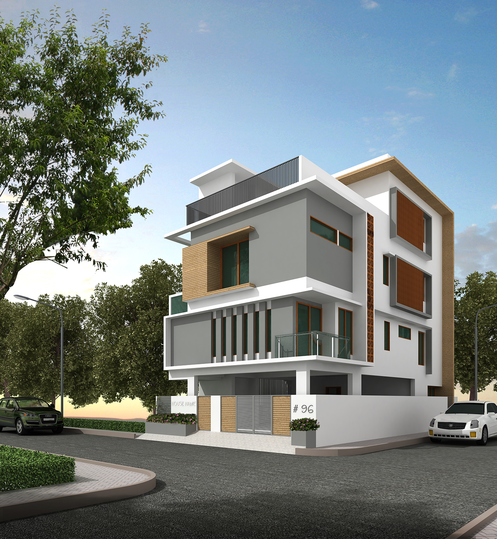Project : J P Nagar