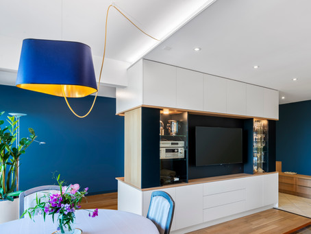 Optimisation de l'espace d'un appartement à Rezé