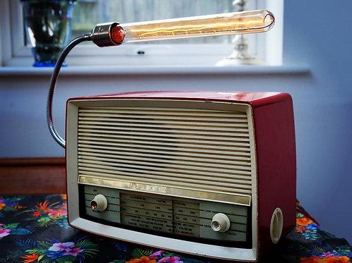 RONNIE - Vintage Radio Lamp