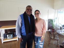 Leadership Conf 2017 Dr Benton and Sis W