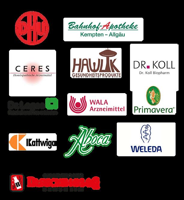 Crystal Apotheke Rosenheim - Produkte