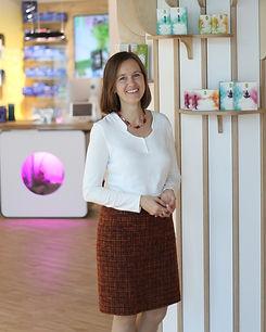 Crystal Apotheke Rosenheim - Ludmila Langthaler - Inhaberin