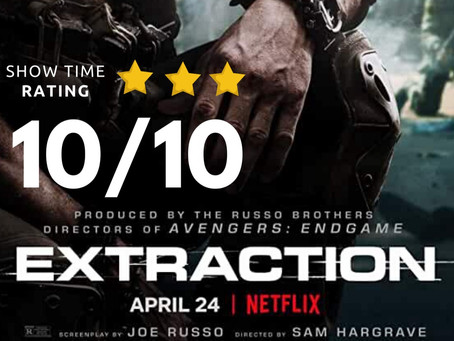 Extraction: A brilliantly written story line with the lethal hybrid of Indian and American cinema
