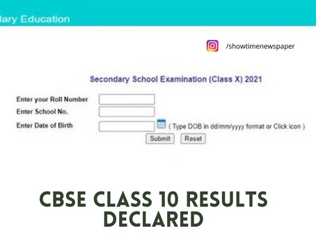 CBSE X RESULTS : Panchkula region has been ranked 6th this time and Chandigarh on 10th Rank