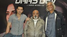 Cast & Crew of upcoming Hindi film 'Daas Dev' visits tricity, unveils trailer of movie