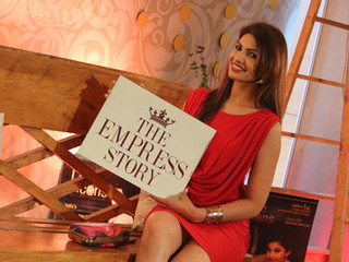 The Empress Story, Fashion& Lifestyle Exhibition and unique session on women empowerment also he