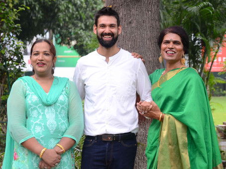 First Transgender documentary to be released featuring PU's Mx Dhananjay Chauhan