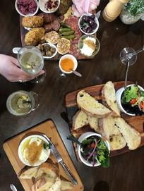 tasting platters