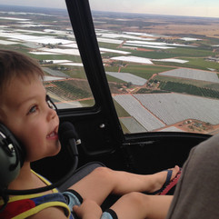 Kids love to fly