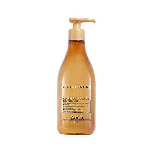 NUTRIFIER - Nourishing Shampoo 500mls