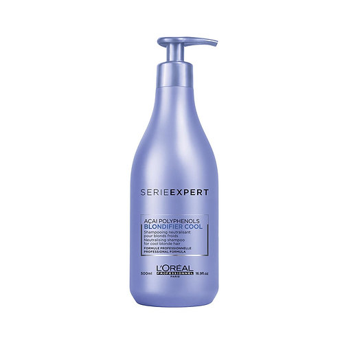BLONDIFIER COOL - Neutralizing Shampoo 500mls/300mls