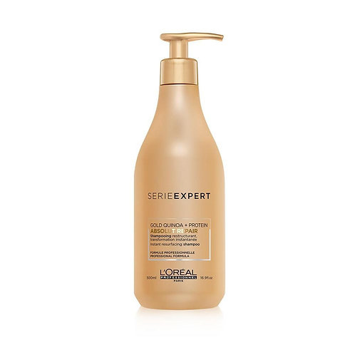 ABSOLUT REPAIR - Instant Resurfacing Shampoo 500mls/300mls